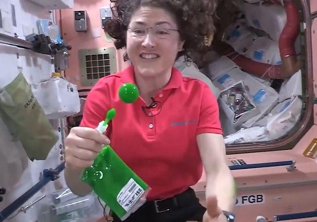 """""""Glut"""" na Międzynarodowej Stacji Kosmicznej"""