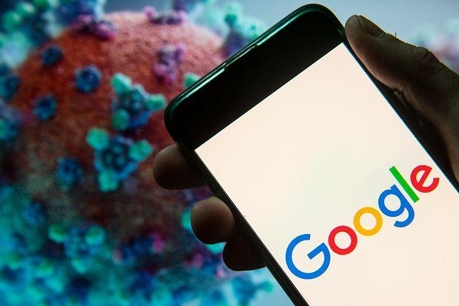 Koronawirus: Google przekazuje WHO i firmom setki milionów dolarów na walkę z COVID-19