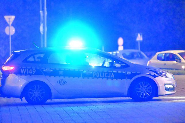 Policja prowadzi postępowanie ws. podpalenia