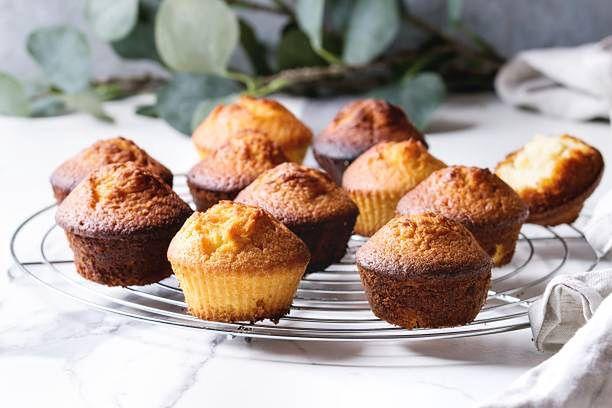Muffinki bananowe wg Nigelli Lawson