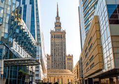 Warszawa - tajemnice Pałacu Kultury i Nauki