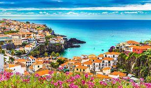 Maderę charakteryzują majestatyczne skalne klify