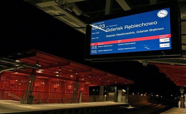 Pomorska Kolej Metropolitarna gotowa. Kolejka zacznie kursować 1 września