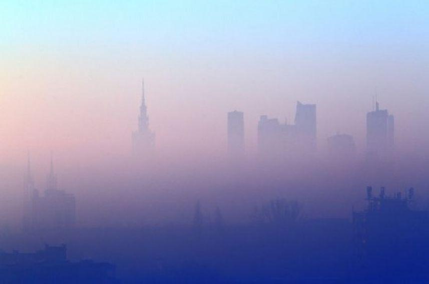 """Warszawski Alarm Smogowy znów ostrzega. """"W poniedziałek duże zanieczyszczenie"""""""