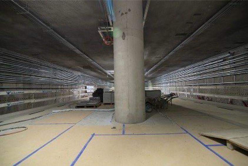 Warszawa. W niedzielę można zwiedzić stację metra w budowie. Aby wejść na plac budowy przy Kondratowicza, trzeba spełnić kilka warunków (Urząd Miasta Warszawa)