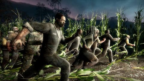 Left 4 Dead i PS3 - Valve rozbawione