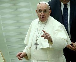 """Papież Franciszek przerażony. Mocny apel o """"uspokojenie dusz"""""""
