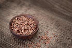 Miażdżone nasiona lnu – wielka pomyłka