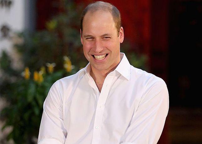 Książę William zawstydzony przez znajomą. Emma Thompson go zaskoczyła