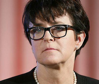 Joanna Kluzik-Rostkowska: zapowiadana przez PiS reforma szkoły uderza w równość szans
