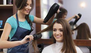 Bezpieczna suszarka nie zniszczy końcówek i nie przesuszy włosów