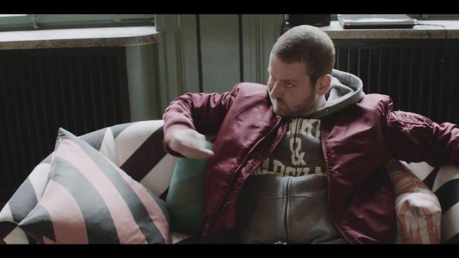 "Kadr z filmu ""Dziennik gangstera"""