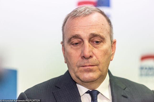 Grzegorz Schetyna, lider Platformy Obywatelskiej