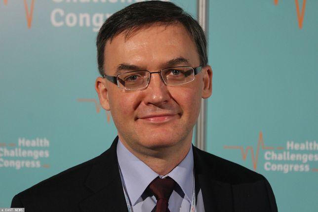 Amantadyna i jej wpływ na leczenie COVID-19 będzie sprawdzony w badaniach klinicznych. Prof. Konrad Rejdak z Lublina jest gotów je zorganizować