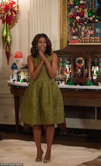 Świąteczna metamorfoza w Białym Domu: dekoracje stworzyli projektanci mody