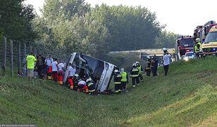 Węgry. Wypadek autokaru, wśród pasażerów Polacy