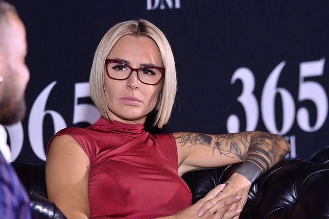 """Blanka Lipińska opowiedziała o aferze z plakatem filmu """"365 dni"""""""