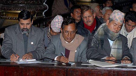 Koniec monarchii w Nepalu?