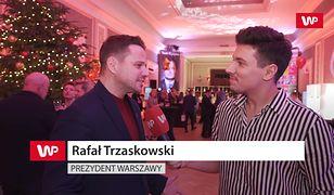 """Trzaskowski po premierze """"Ucha Prezesa"""": cieszyłbym się, gdybym się tam znalazł"""
