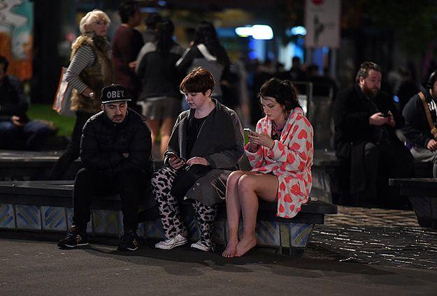 Nowe wstrząsy w Nowej Zelandii
