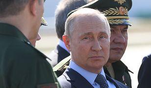 Na nic sankcje. Putin: Rosja wzmacnia pozycję na światowym rynku broni