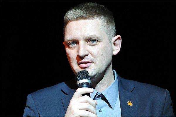 Andrzej Rozenek i trzech innych polityków Twojego Ruchu odejdzie z partii