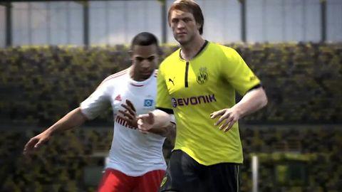 Błaszczykowski obija słupek, może na następnym zwiastunie FIFA 13 coś mu wpadnie