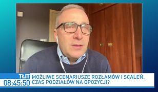 Odważna deklaracja Szymona Hołowni. Grzegorz Schetyna komentuje