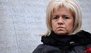 Ewa Błasik: dość żerowania na moim mężu