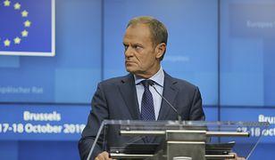 """Donald Tusk w samoizolacji. """"Ma objawy COVID-19"""""""