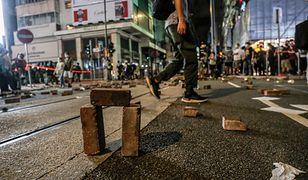 Wielka Brytania zapewni azyl mieszkańcom Hongkongu. Chiny zapowiadają odwet