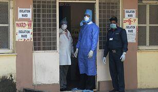 Koronawirus z Chin. Aż 9 tys. pracowników szpitali w Hongkongu grozi odejściem od łóżek pacjentów