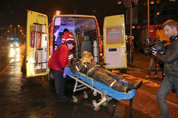 Rośnie liczba ofiar: 38 osób zginęło w rezultacie zawalenia się dachu supermarketu