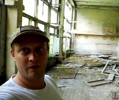 Opuszczona szkoła im. Lenina. Z wizytą w białoruskim Czarnobylu