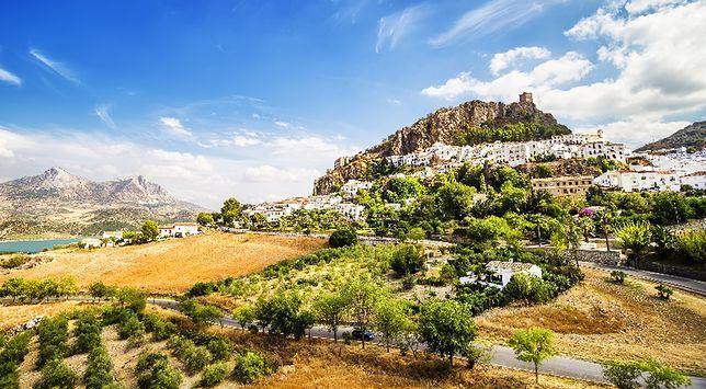 Atrakcje Hiszpanii - Zahara de la Sierra
