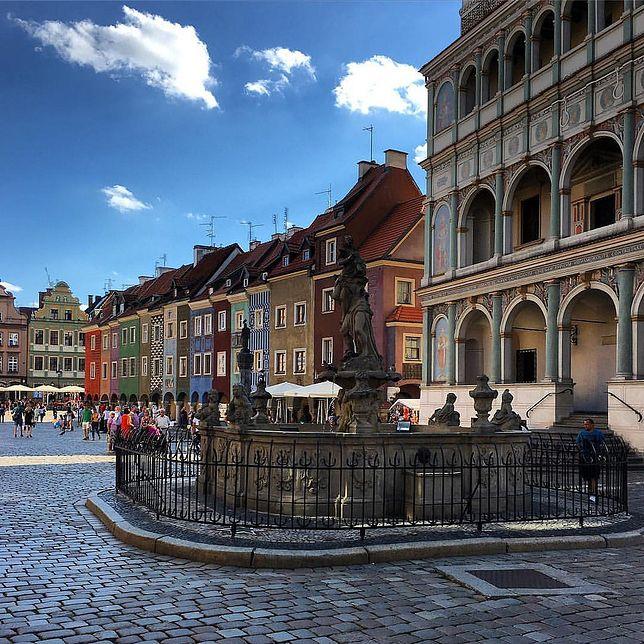 Poznań to piękny rynek z wieloma atrakcjami dla każdego