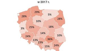 W Polsce jest coraz więcej niepublicznych szkół podstawowych