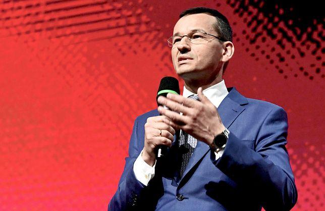 Premier Mateusz Morawiecki podjął decyzję o dymisji ministra Pawła Chorążego. Zadecydowały wypowiedzi o imigrantach, niezgodne ze stanowiskiem rządu