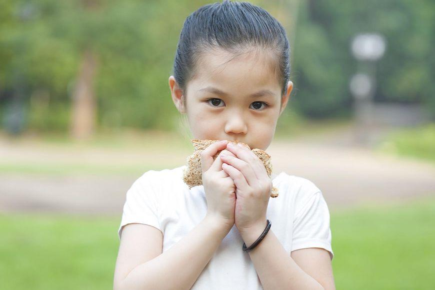 Japońskie dzieci nie grymaszą przy jedzeniu