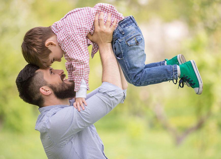 Co dziedziczymy po ojcu?