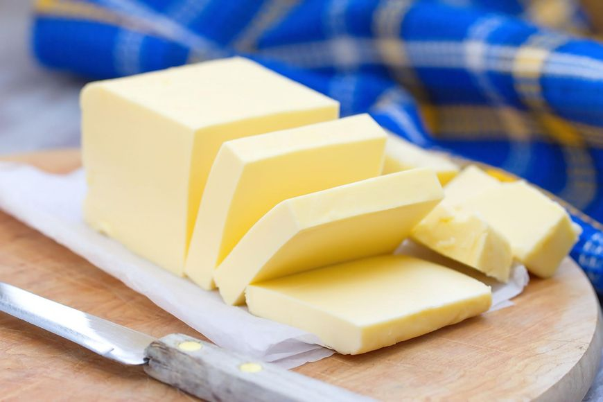 Masło podwyższa cholesterol?