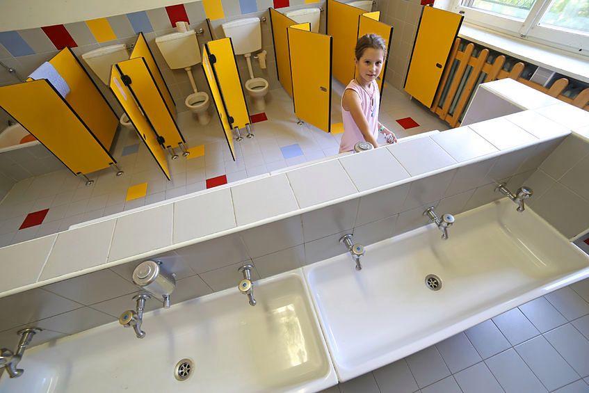 Dostęp do ciepłej wody