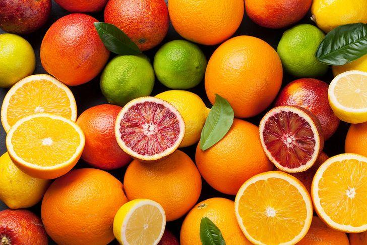 Najzdrowsze owoce cytrusowe, które powinieneś jeść zimą