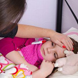 Ważny Temat - Jak żywić dziecko podczas choroby i gorączki?