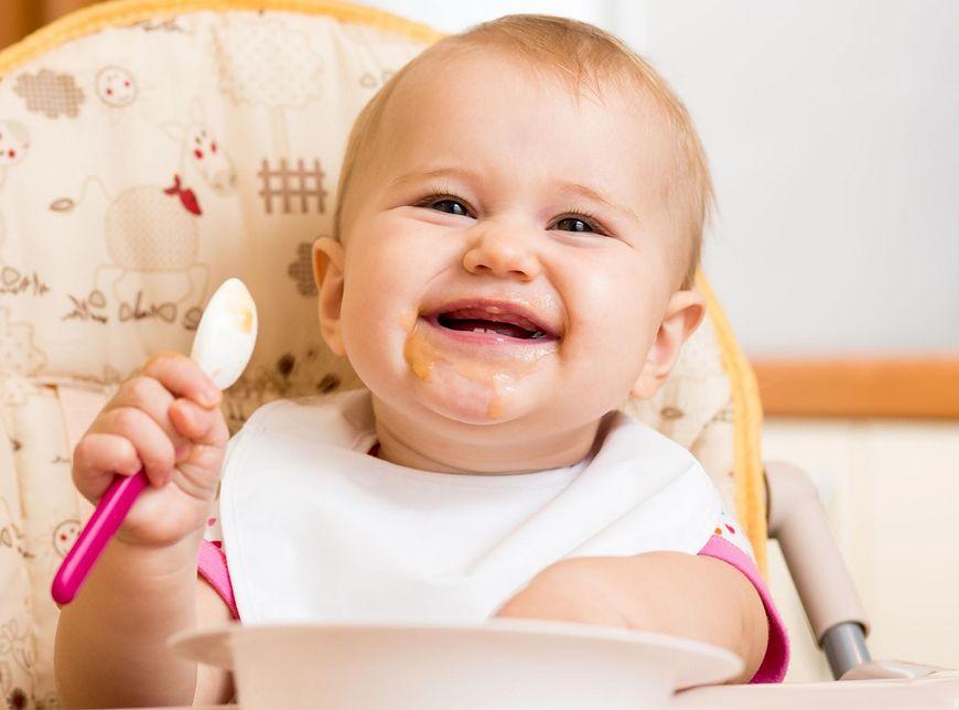 Dieta niemowlęcia a zaparcia