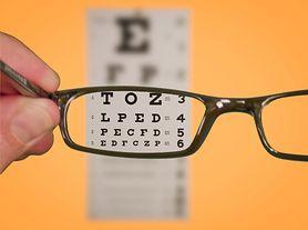 Na czym polega badanie wzroku?