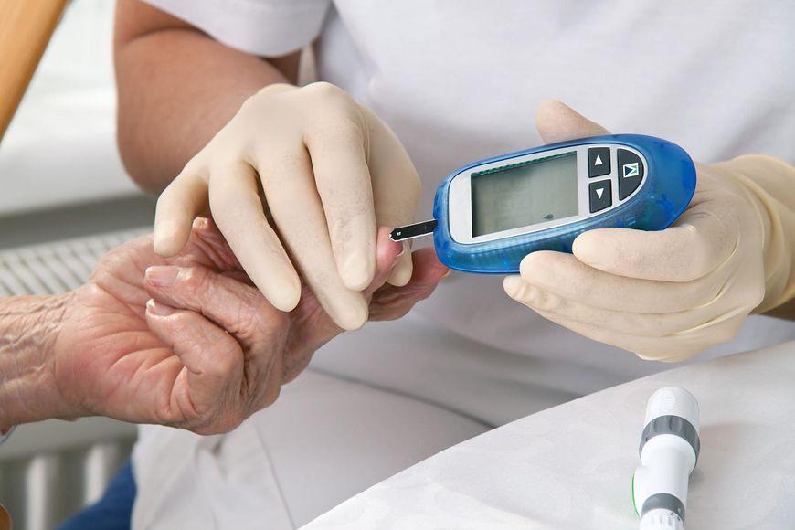 Podwyższony poziom glukozy we krwi