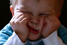Opór u dziecka -  co możesz zrobić, aby go przezwyciężyć?