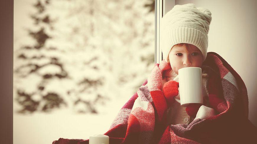 Gorąca herbata wspomaga walkę z przeziębieniem