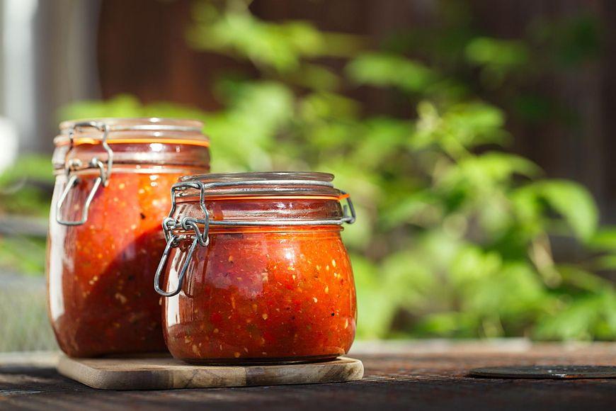 Sosy z pomidorów mają sporą ilość likopenu